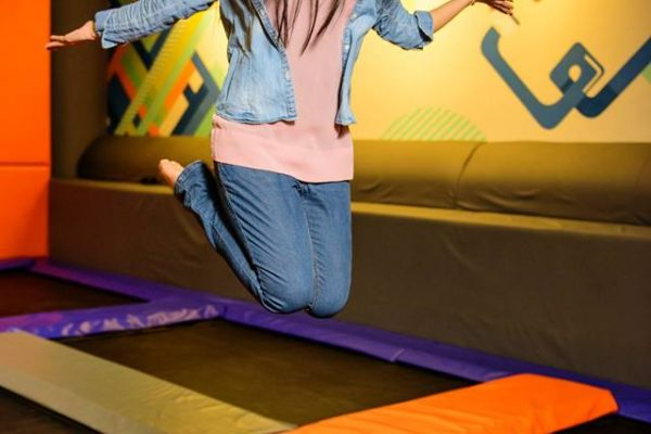 Trampoline and Brain Development - AAJoyLand.com