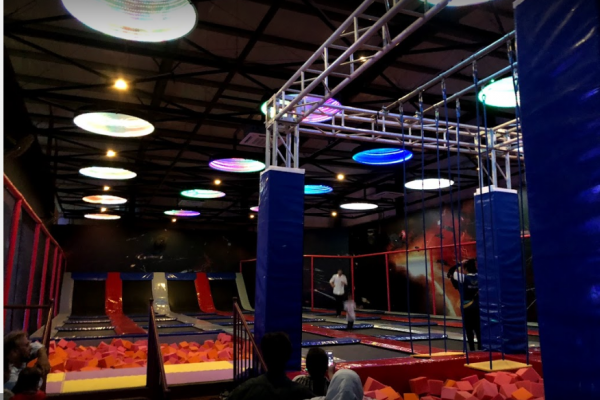 Ninja Warrior Obstacle